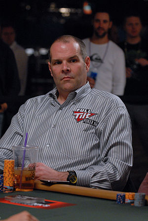 Italiano: Howard Lederer al $50K Poker Players...