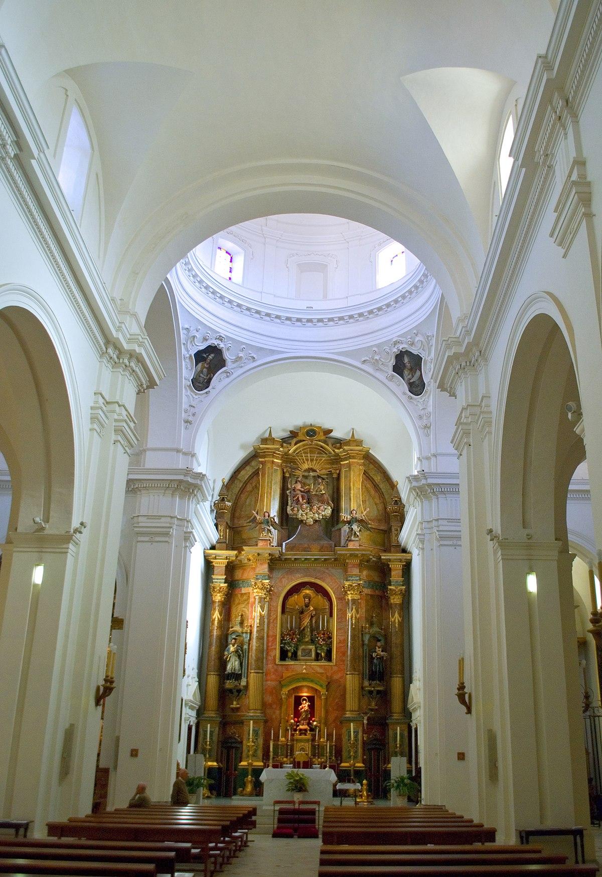 Iglesia de San Bartolom Sevilla  Wikipedia la