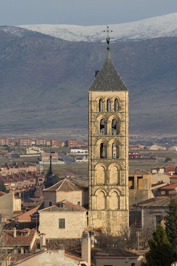 Church Of San Esteban Segovia - Wikipedia