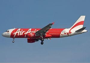Indonesia AirAsia Airbus A320