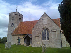 English: St. Margaret's Church, Knotting, Bedf...