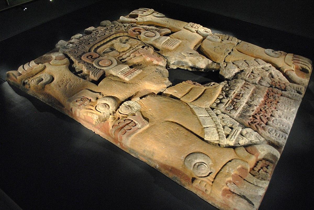 Monolito de Tlaltecuhtli  Wikipedia la enciclopedia libre