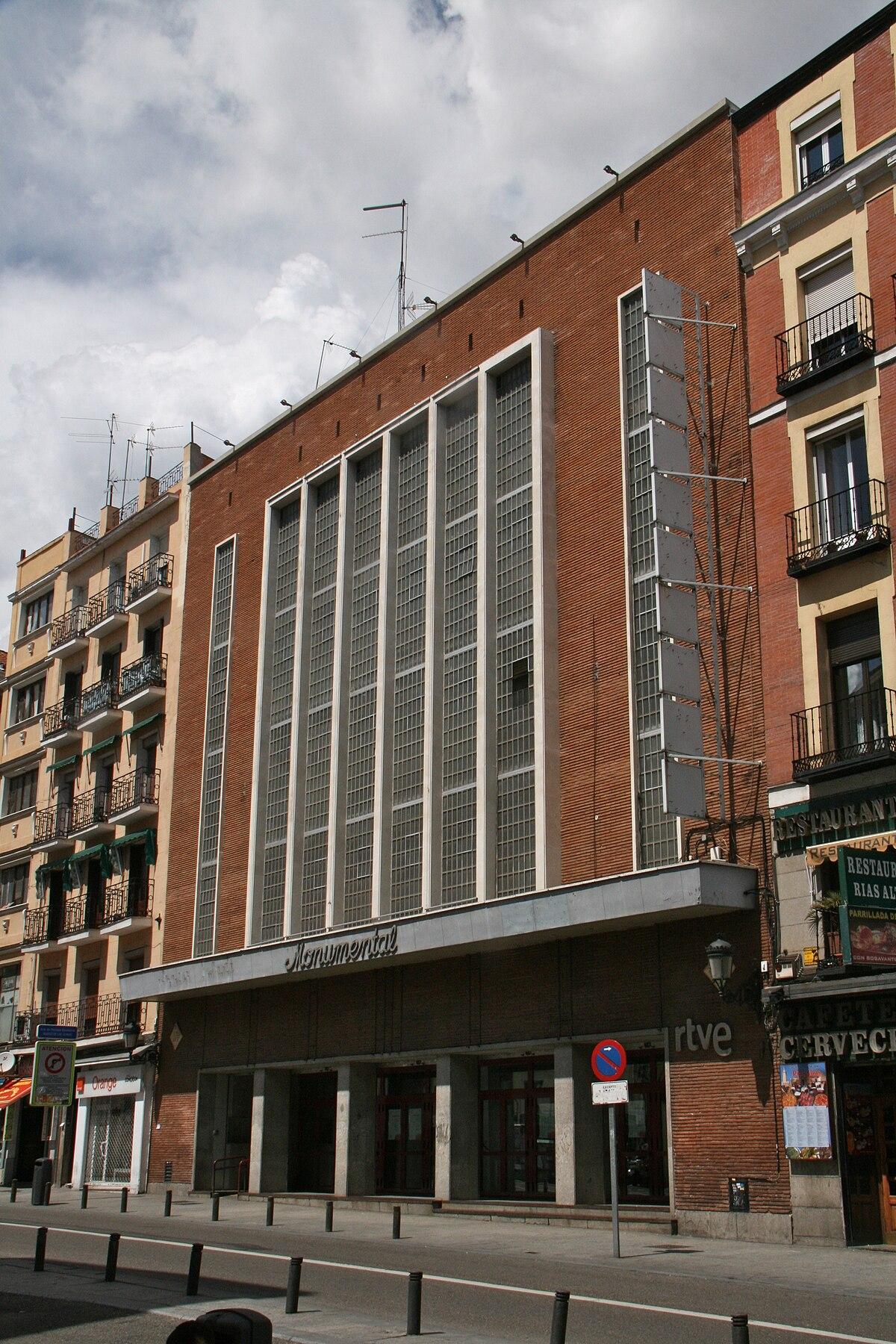 Teatro Monumental  Wikipedia