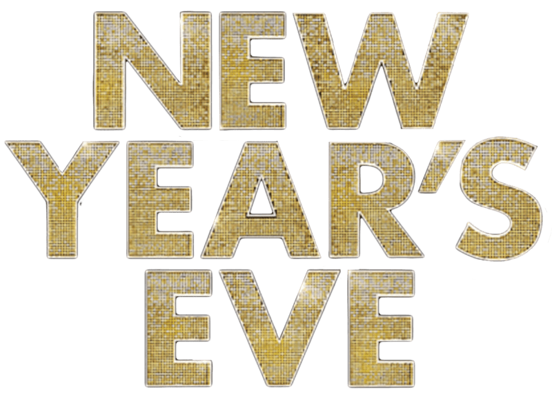 New years eve graphic