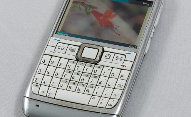 Nokia E71 Wikipedia