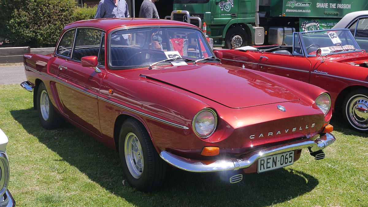 Renault Caravelle  Wikipedia