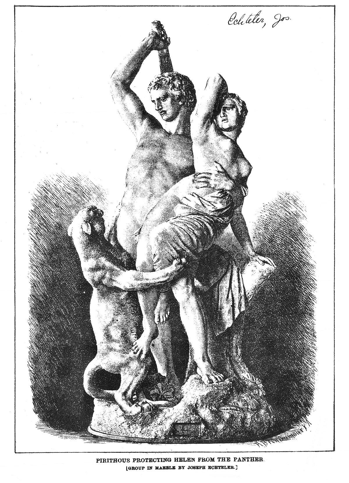 Pirithous Wikipedia
