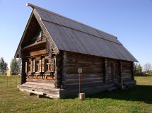 Russian Peasant Homes