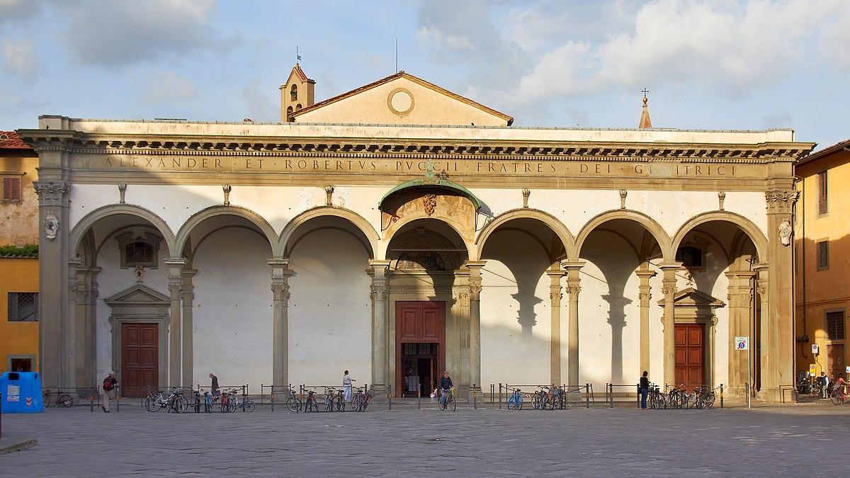 Basilica della Santissima Annunziata  Wikipedia