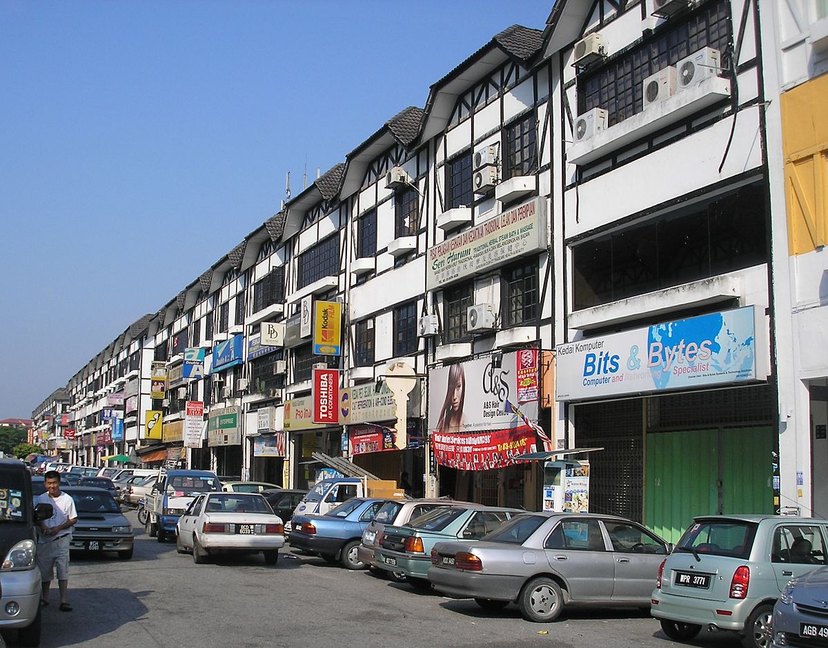 Bandar Sungai Long  Wikipedia