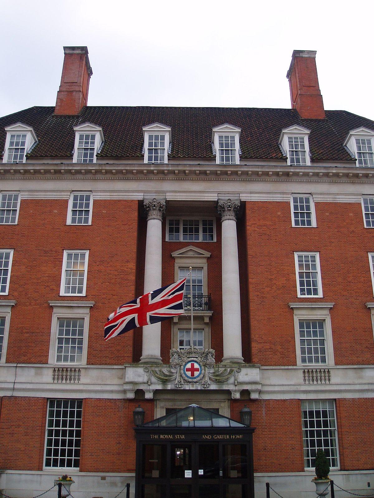 Royal Star and Garter Home Richmond  Wikipedia