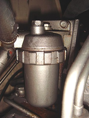 English: Yanmar_Fuel_Filter