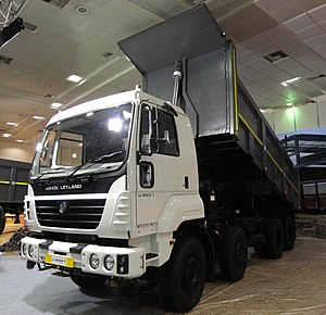 New U Truck from Ashok Leyland (U3123T)