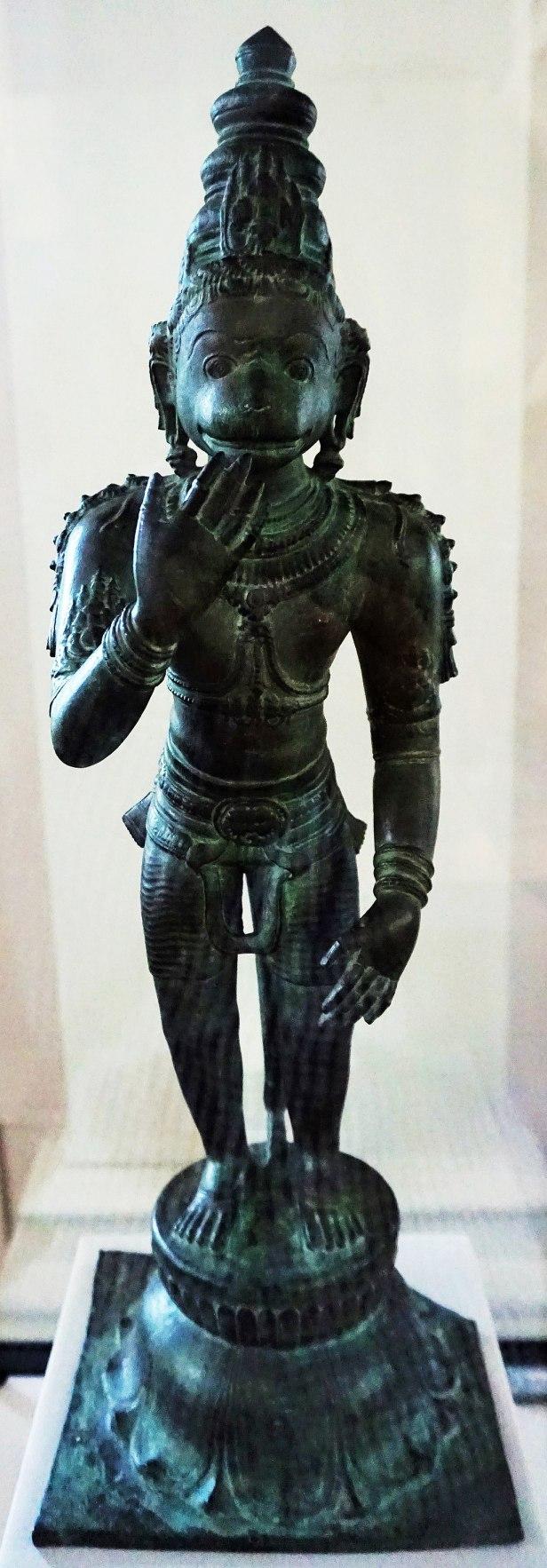 Asian Civilisations Museum - Joy of Museums - Hanuman