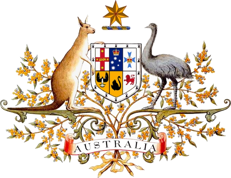 Archivo:Australian Coat of Arms.png