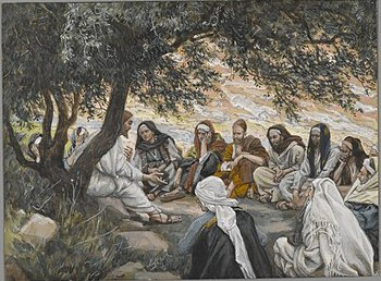 The Exhortation to the Apostles