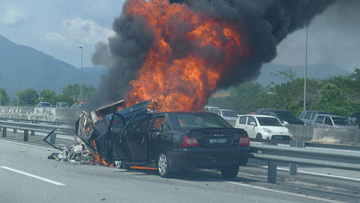 Car accident - NSE Malaysia