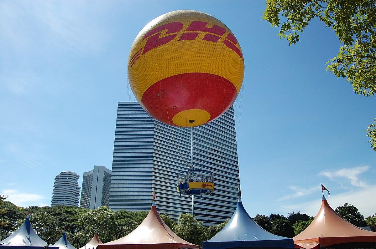 DHL Balloon  Wikipedia