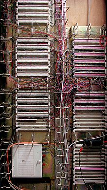 110 Punch Down Wiring Diagram Outside Plant Wikipedia