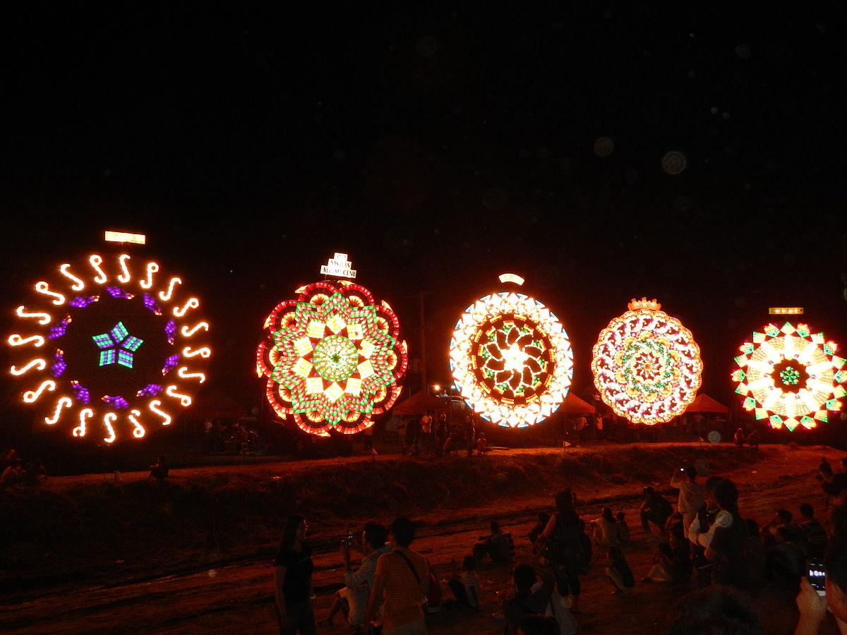 Giant Lantern Festival  Wikipedia