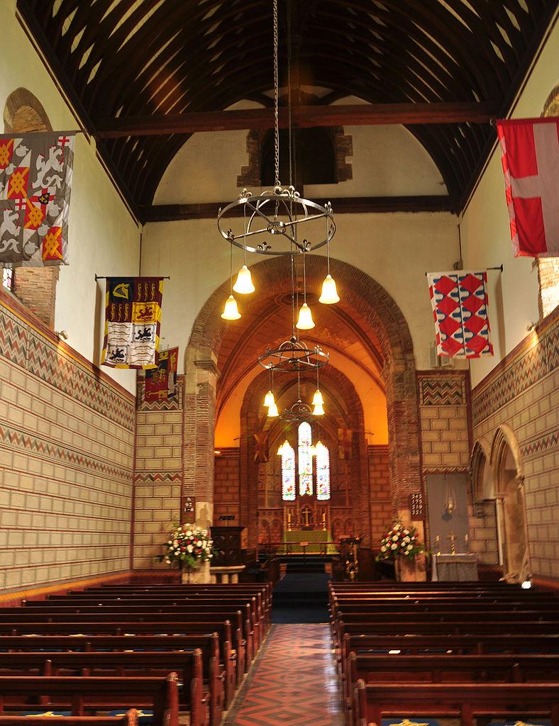 FileInterior of church Dover Castlejpg  Wikimedia Commons