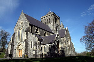 English: Kilmore Cathedral, County Cavan, Irel...