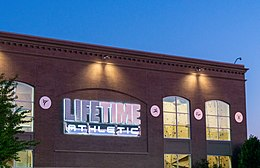 Life Time Fitness Wikipedia