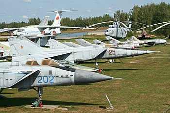 russian aircraft corporation mig