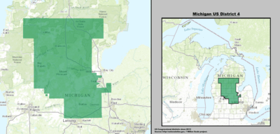 Michigan US Congressional District 4 (since 2013).tif
