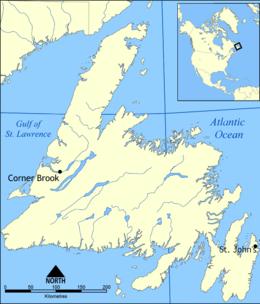Newfoundland island Wikipedia