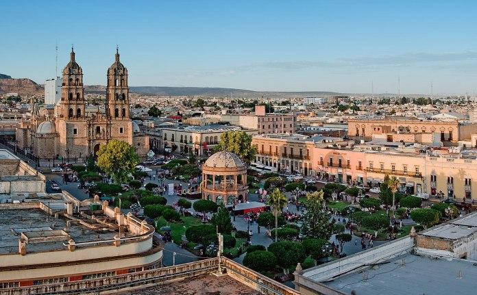 Image result for centro historico durango