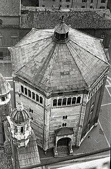 Battistero di Cremona  Wikipedia