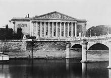 Palais Bourbon  Wikipdia