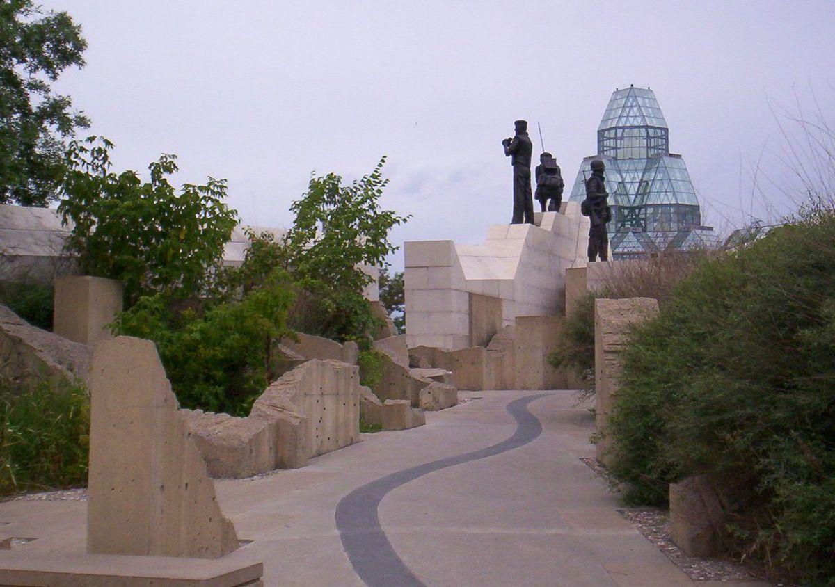 Peacekeeping Monument  Wikipedia