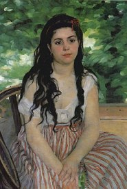 Pierre-Auguste Renoir - Summertime