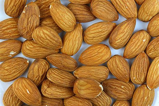 Sa almonds