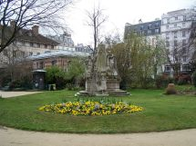 Square Claude-nicolas-ledoux - Wikipdia