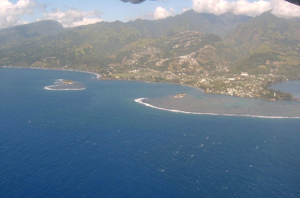 Papeete  Wikivoyage guida turistica di viaggio