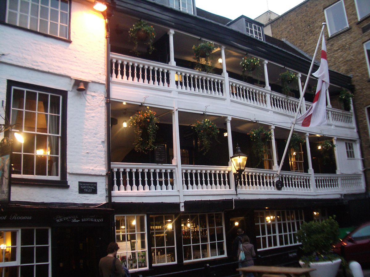 The George Inn  Simple English Wikipedia the free