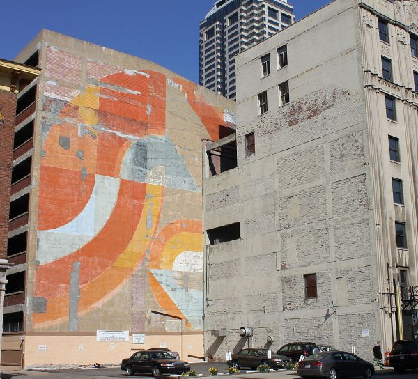 Building Urban Wall Murals