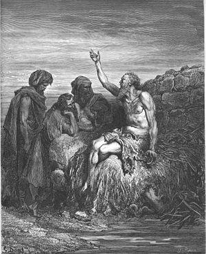 Job Speaks with His Friends (Job 2:1-13)