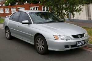 Holden Commodore (VY)  Wikipedia