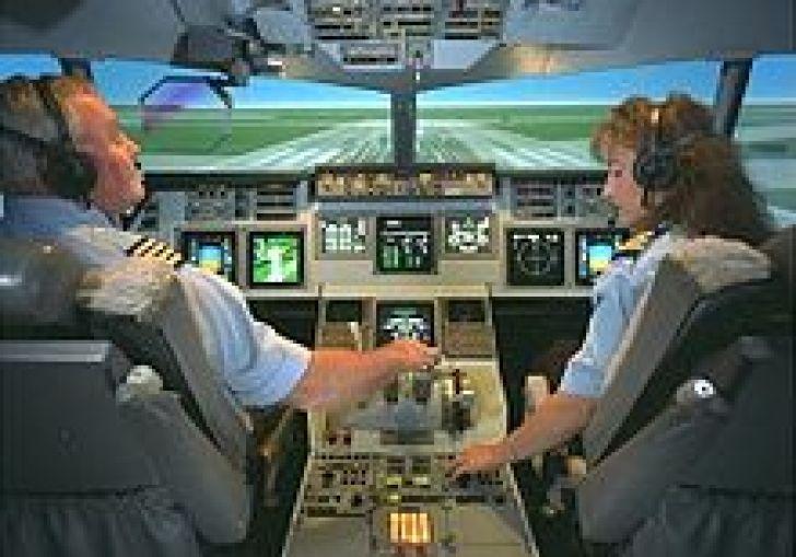 Free Technology For Teachers A Realtime Flight Simulator