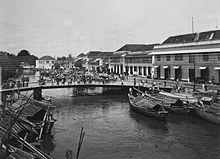 Jembatan Merah  Wikipedia bahasa Indonesia ensiklopedia