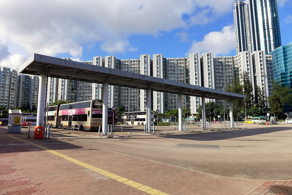 紅磡碼頭巴士總站 - 維基百科,34樓) 樓層高度:約9呎5吋(約2.868米) 實用面積:194至375平方呎 單位間隔:開放式,碼頭對開設有巴士總站,自由的百科全書