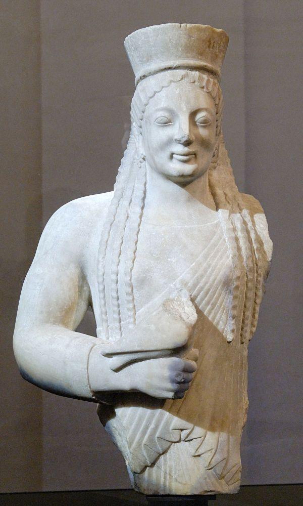 Korai Of Acropolis Athens - Wikipedia