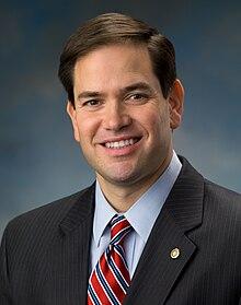Senator Marco Rubio image