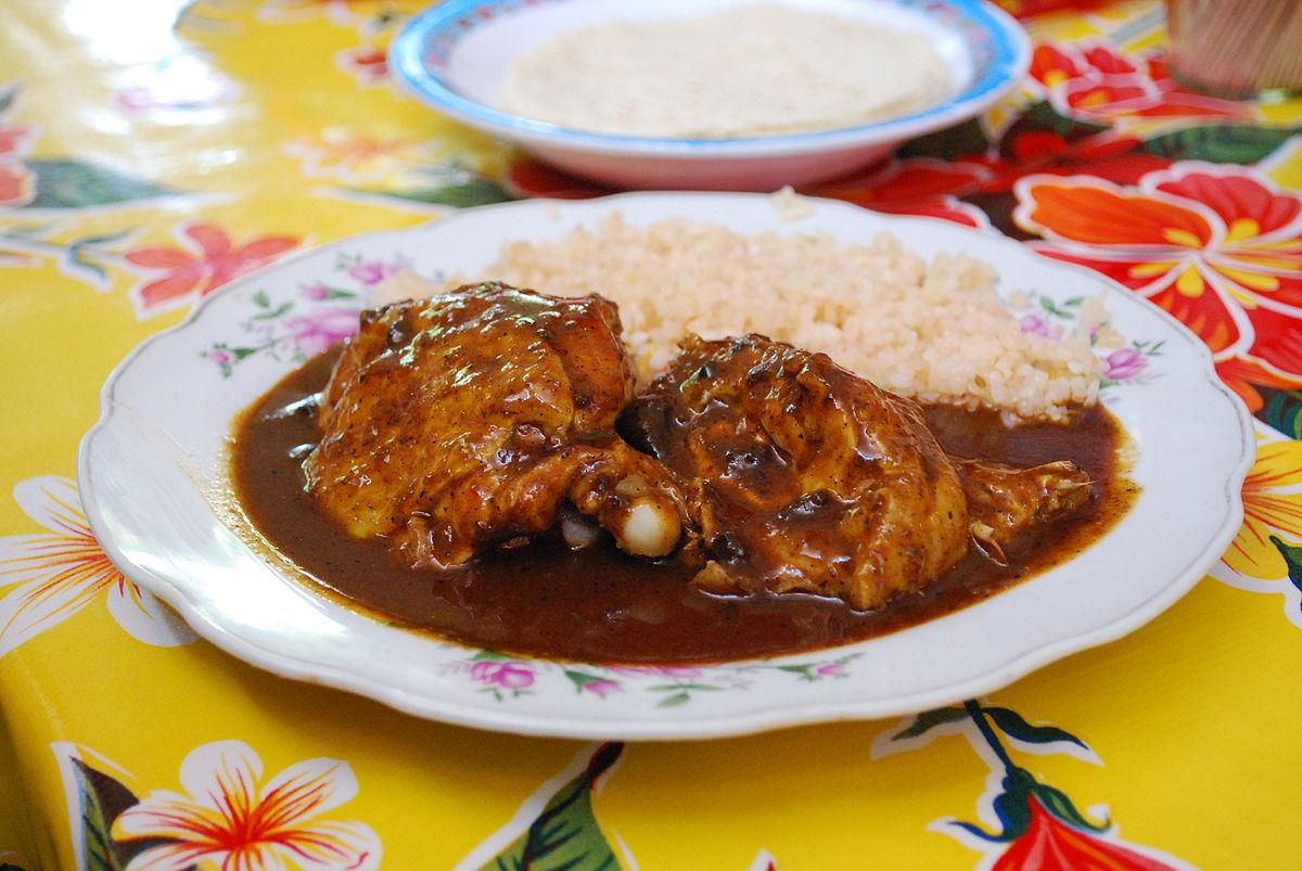 Mole salsa  Wikipedia