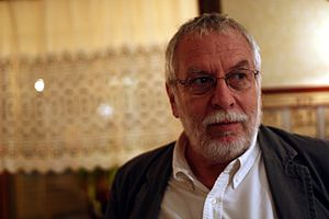 English: Nolan Bushnell in 2009. Français : No...