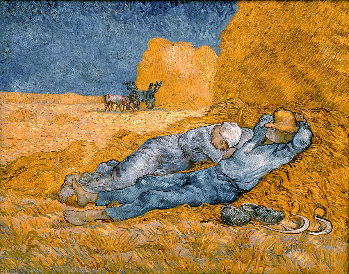 Copies by Vincent van Gogh  Wikipedia